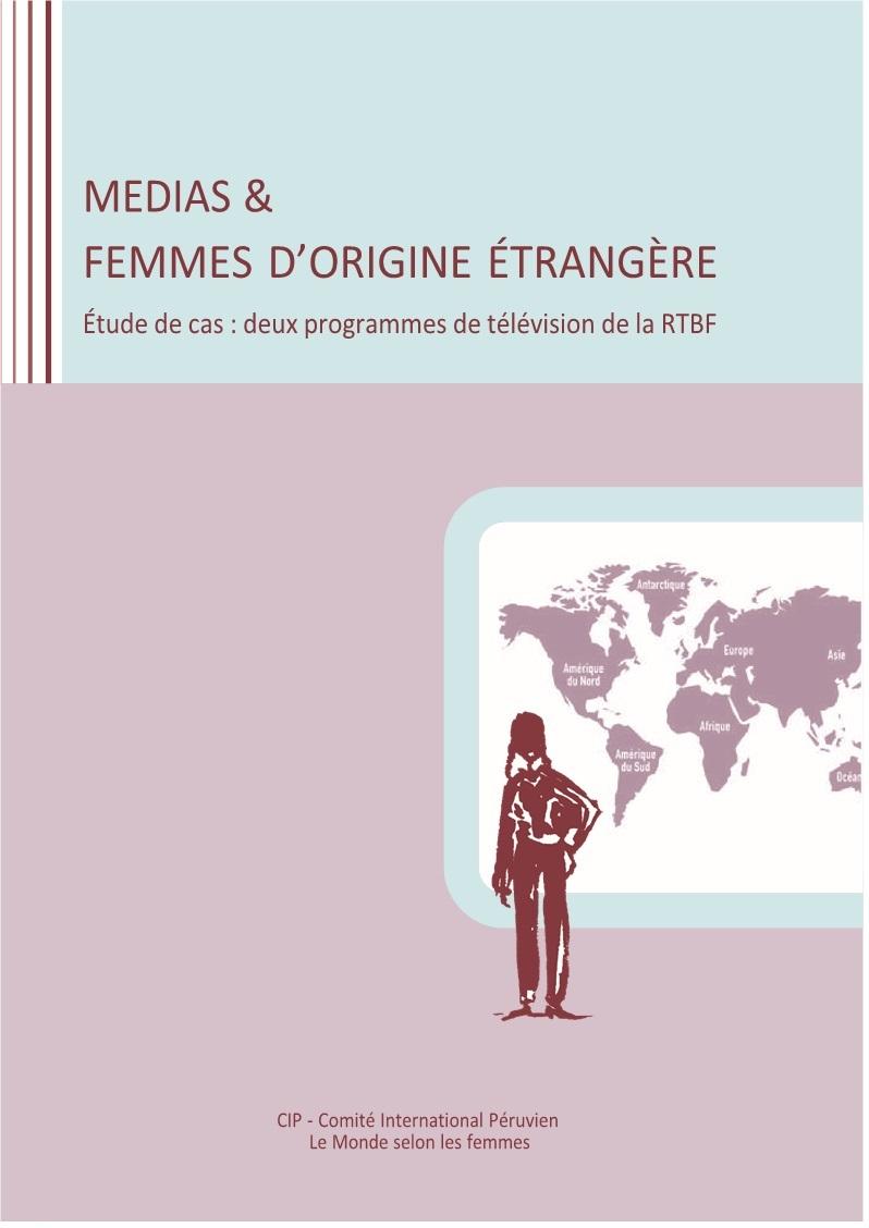 Medias et Femmes d'origne étrangère