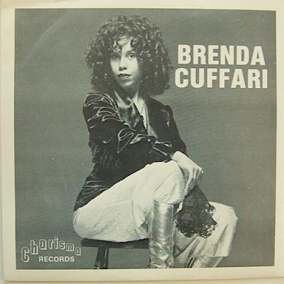 BRENDA CUFFARI   my music says it all  1979