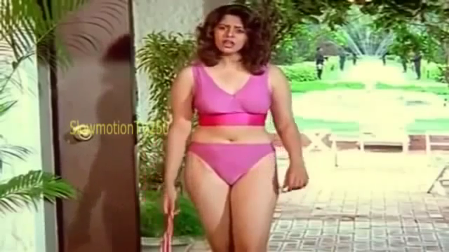 actress rare collections: Actress NAGMA in swimsuit showing her hot ...