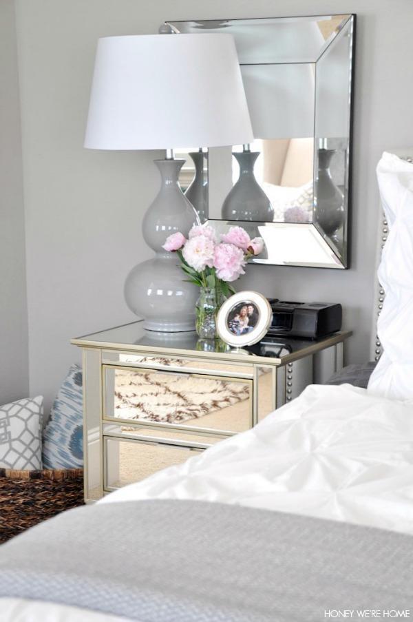 honey we re home neutral master bedroom refresh