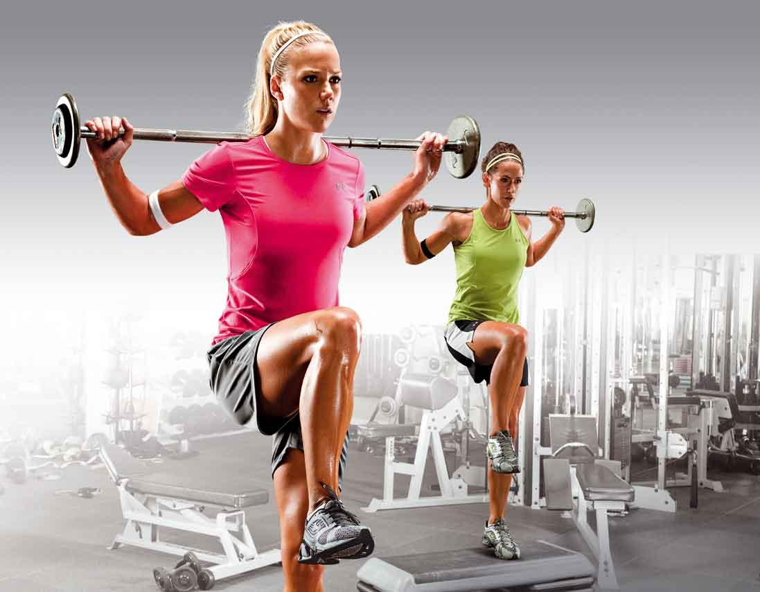 Musculaci n b sica para mujeres musculacion para for Gimnasio musculacion