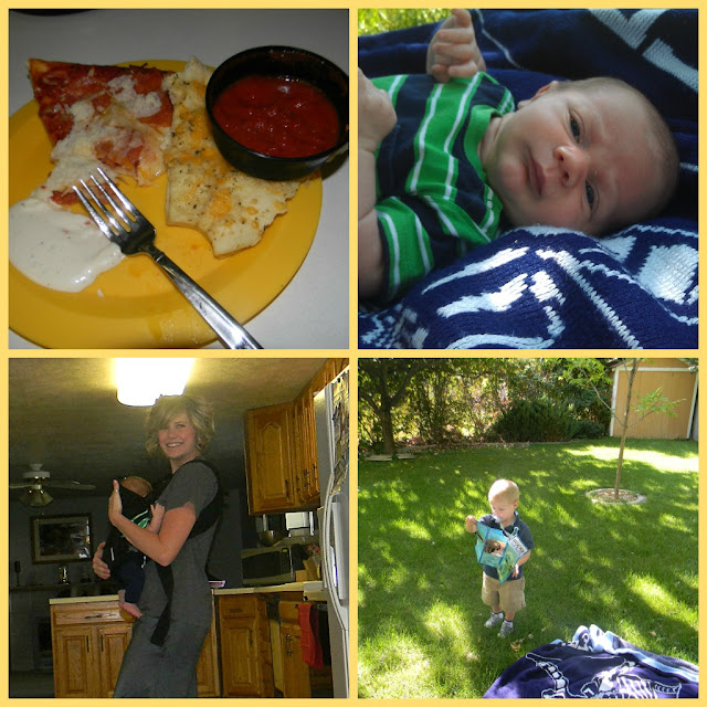 {The Undone Blog} A day in the life of a real mom