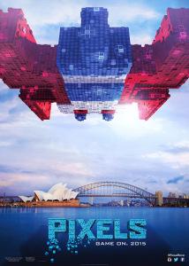 Pixels - O aventura digitala 2015 Online Gratis Subtitrat