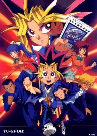 Yu-Gi-Oh Season Zero (+Movie) tainies online oipeirates