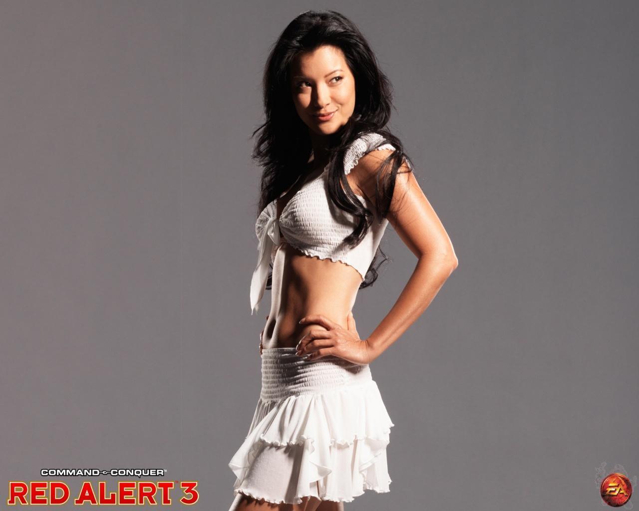 Kelly Hu Hot Wallpapers Fun Hungama