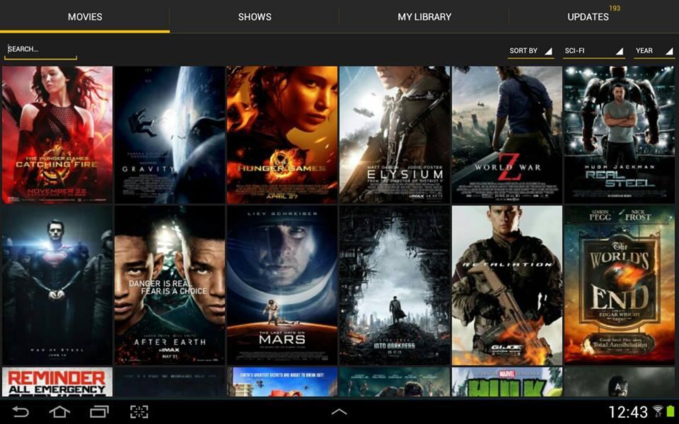 Cara Mudah Nonton Film Bioskop Online di Android