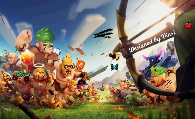 Download Clash of Clans Dual Mod Private Server