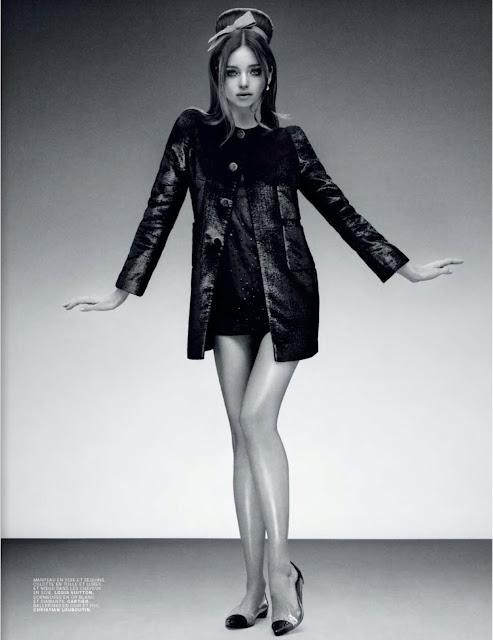 Miranda Kerr – Jalouse Magazine (February 2013)