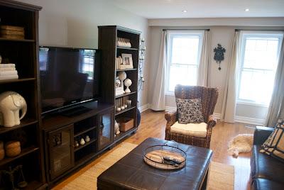 Living Room Update