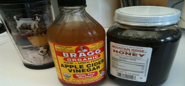 Conseils pour vous vinaigre de cidre et miel une combinaison avec des effets incroyables - Comment faire du vinaigre de cidre ...