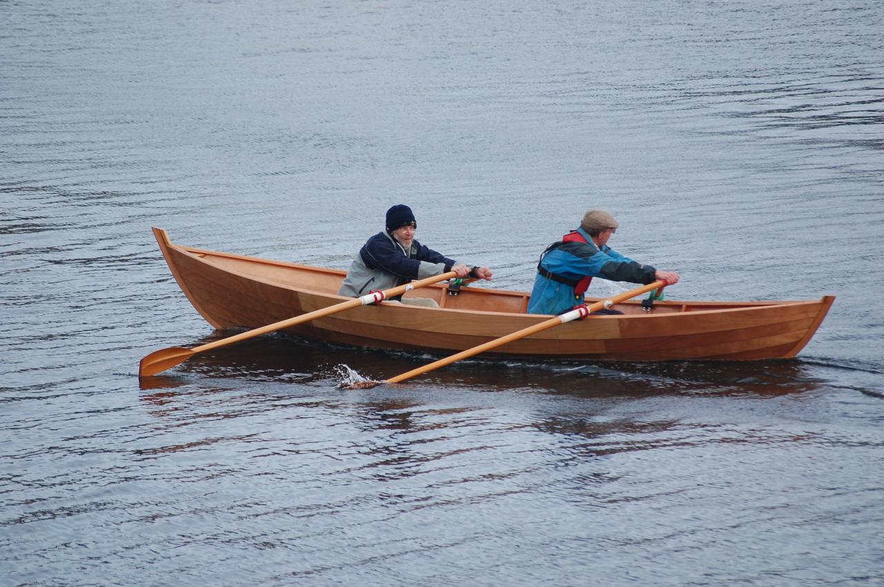 Как называется северная лодка