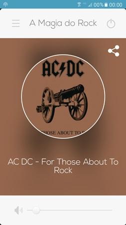 """Instale no seu celular o Aplicativo da Rádio """"A Magia Do Rock"""""""
