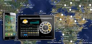 eWeather HD, Radar HD, Quakes v4.6.4
