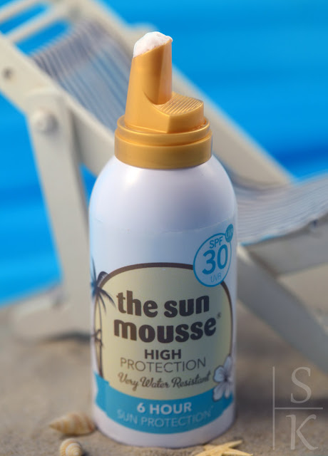 The Sun Mousse