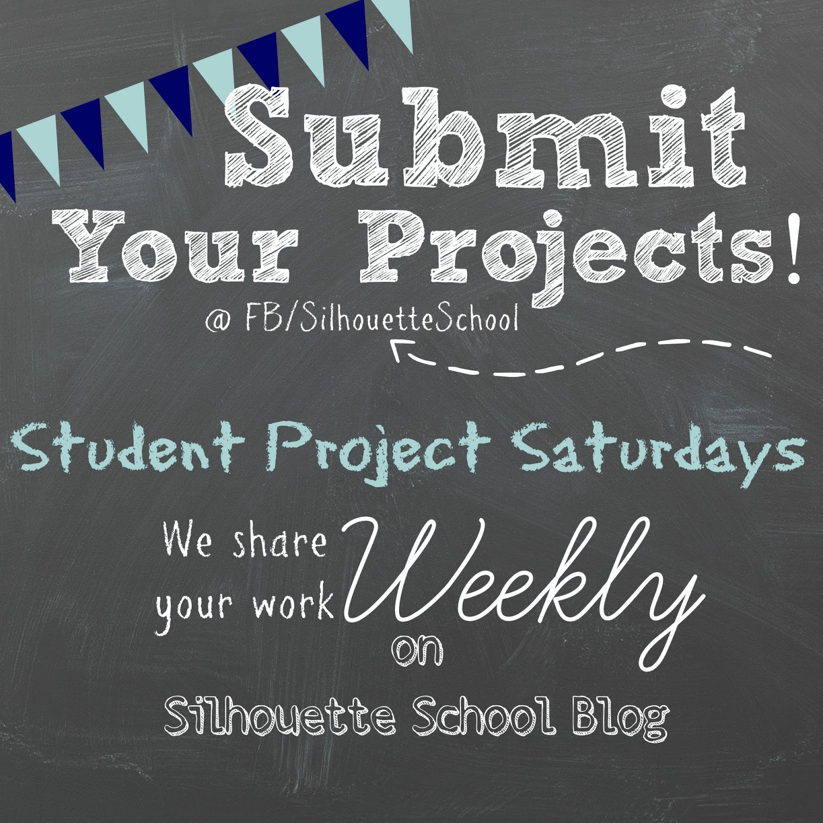 Were Starting A New Series Here On Silhouette School Where We Share YOUR Projects Every Saturday Ill Student That Have Been Submitted