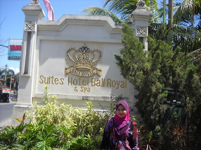 percutian Bali