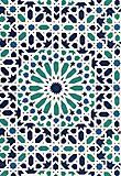 Schumacher Nasrid Palace Mosaic  5005960 Aegean