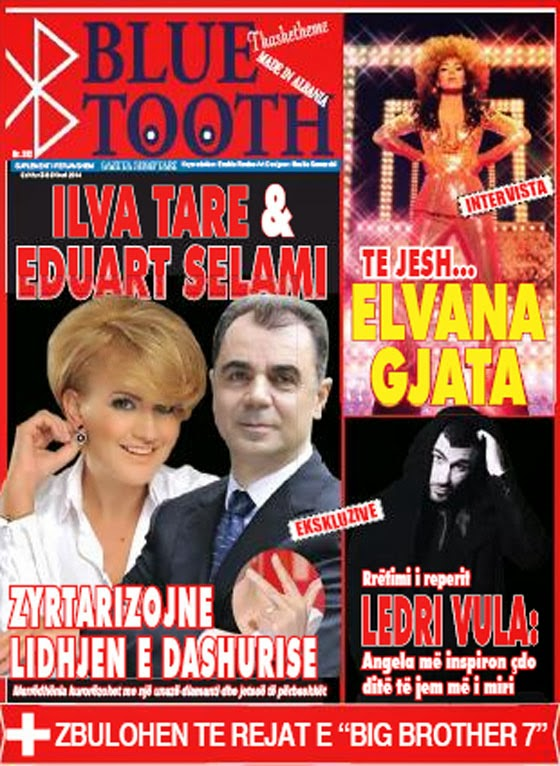 Revista BLUETOOTH - 8 Shkurt 2014