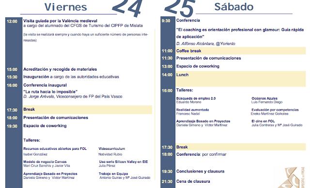 I Congreso Nacional de FOL en Valencia