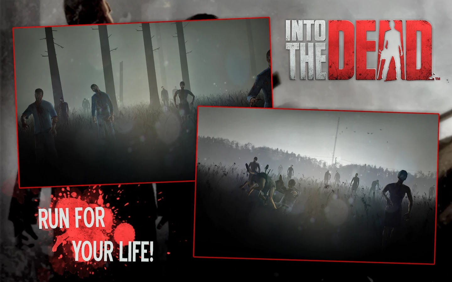 Into the Dead v1.8.1 Mod [Unlimited Gold]