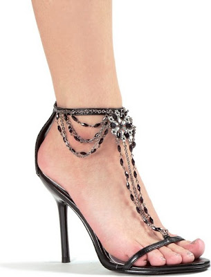 4 inch stiletto heel