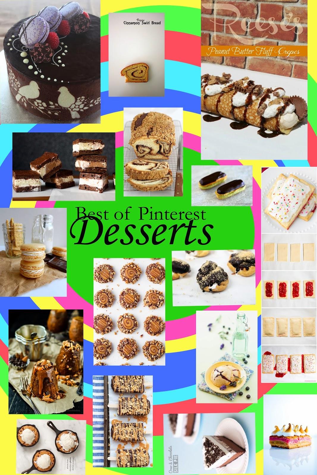 best of pinterest desserts