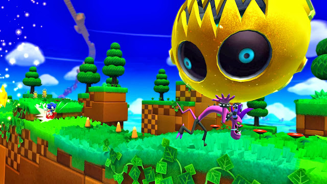 Sonic Lost World vendrá doblado al castellano