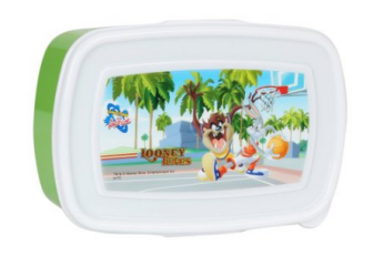 AMazon : Buy Looney Tunes Lunch Box for Kids at Rs. 52 only
