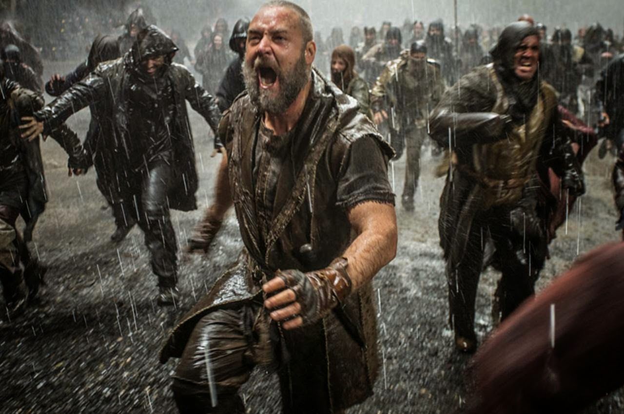 Noah, review, movie, heresy, Bible, Christian, Entertainment