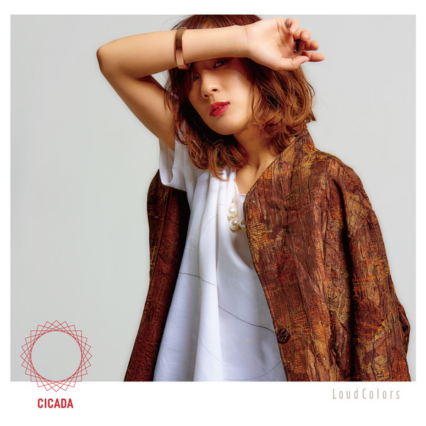 [Album] CICADA – Loud Colors (2016.04.13/MP3/RAR)