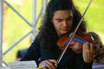 25 ans de violon sur le sable du 21 au 28 juillet