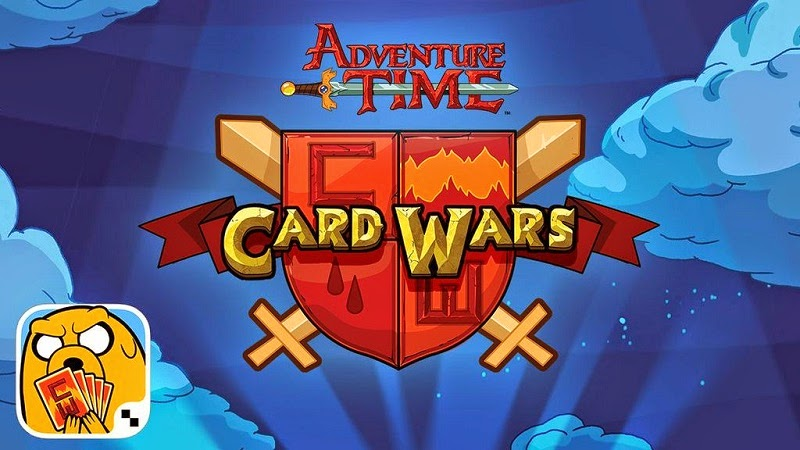 Card Wars Adventure Time 1.0.7 MOD APK+DATA (Unlimited Coins/Gems)