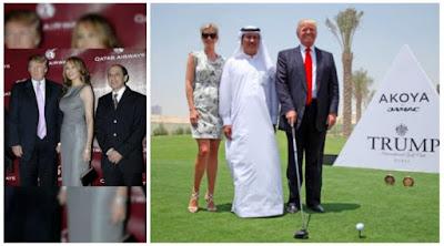 Akhirnya Terkuak juga, Harta Donald Trump 'Didapat' dari Miliuner Muslim