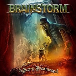 Scary Creatures Brainstorm Germany Power Metal