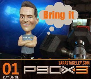 www.Sarastakeley.com, Tony Horton Bobble Head