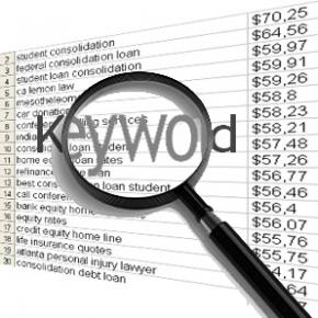 High keywords paying