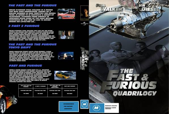 fast movies the furious and