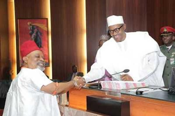 Labour Minister Chris Ngige: I Won't Contest Anambra Central Senatorial Election