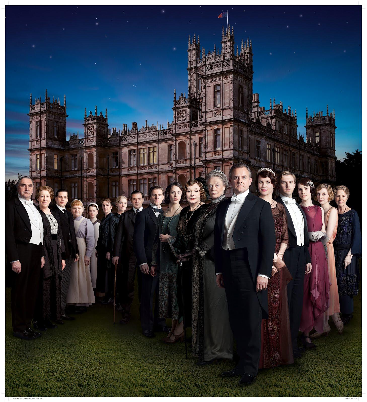 Downton Abbey by Carnival Films