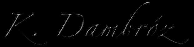 K. Dambróz