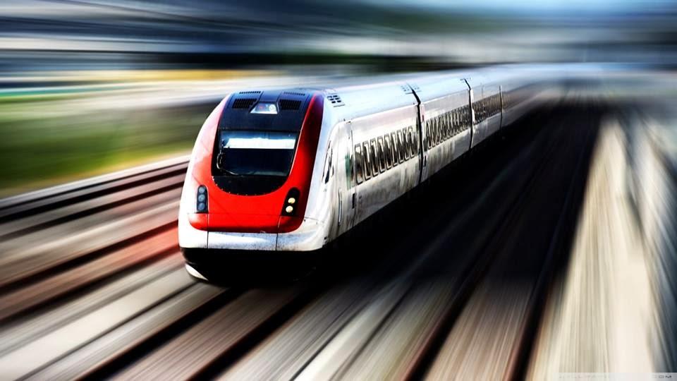 големите компании като влак