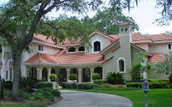 Hartman residence