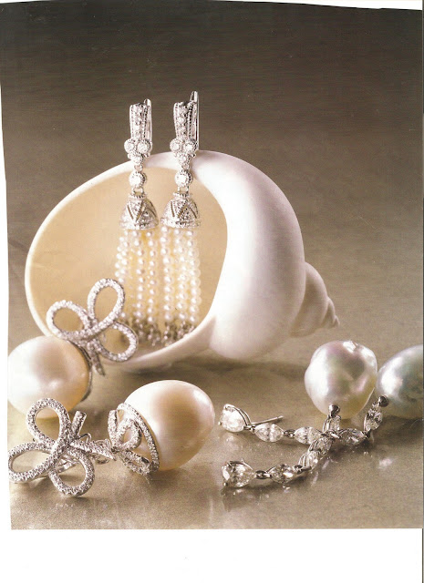 PearL Necklaces Designs 2012