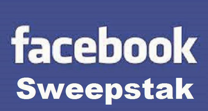 Effective Facebook Sweepstakes image photo