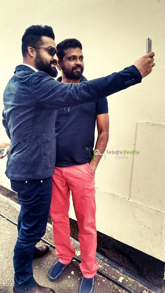 Jr.NTR 25th Movie HD Working Stills | NTR | Sukumar