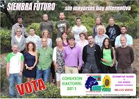 Vota Alternativa Mijeña y Los Verdes