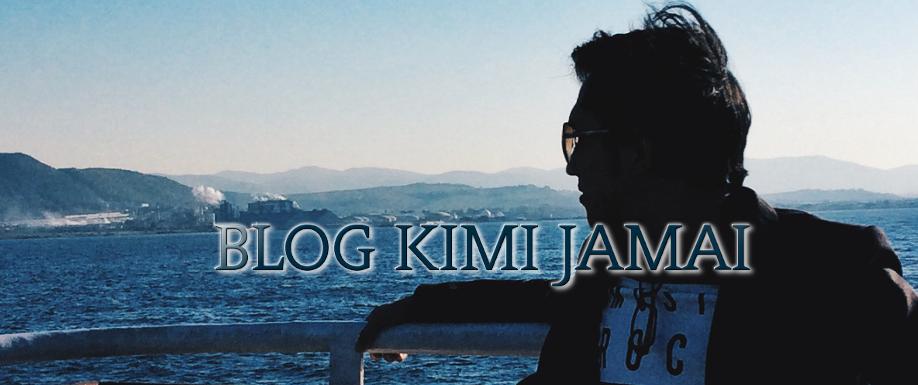 Kimi Jamai | Building Me.