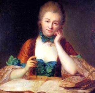 Mme du Châtelet, científica
