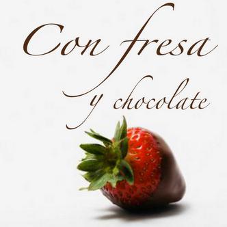 Con Fresa y Chocolate