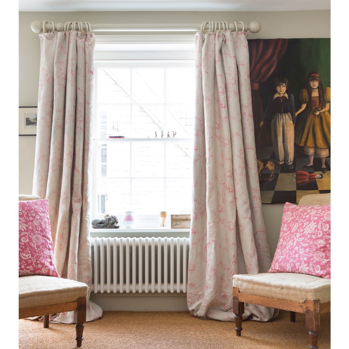 relics of witney adding the wow factor to your curtains. Black Bedroom Furniture Sets. Home Design Ideas